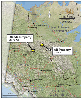 Blind Creek Resources Ltd  - Home - Tue Aug 13, 2019